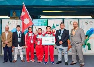 WU-wushu-team-Nepal