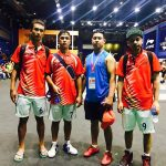 Asian Basketball Team(NEP)