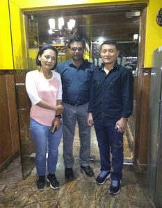 Ms.Ugyan,Mr.Kazang,Mr