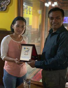 Ms.Ugyan