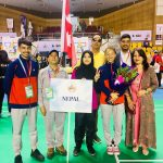 WU Badminton Championship 2018 Malyasia